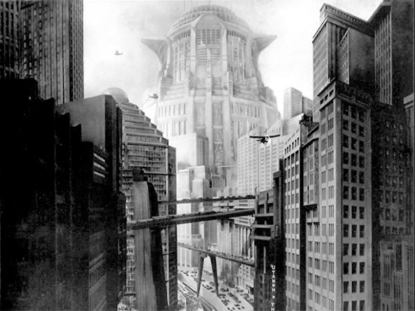 Architettura e Cinema - capitolo I - di Carlo Gibiino
