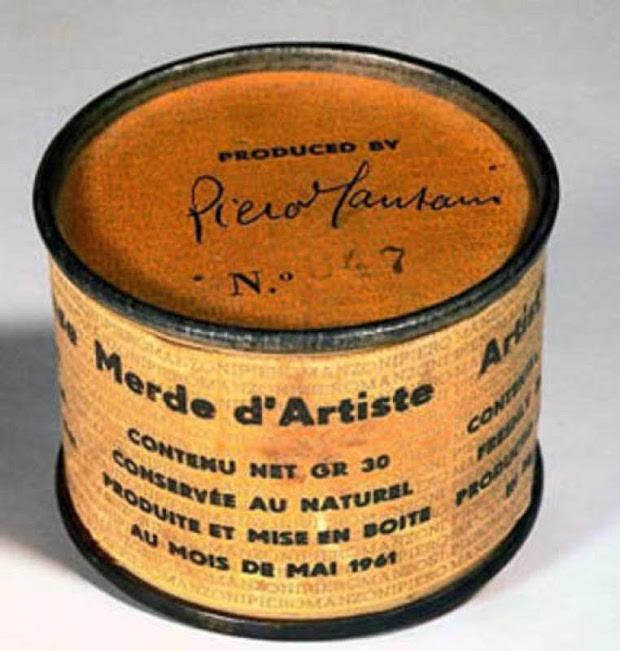 Estremamente L'arte contemporanea ha cessato di esistere (1917-2017), una prece  LO42