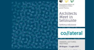 Architects meet in Selinunte co//ateral: Programma delle giornate