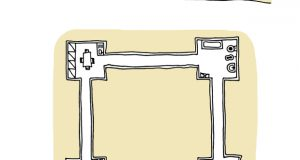 Four Corner House. Casa A Quattro Cantoni – di Diego Lama