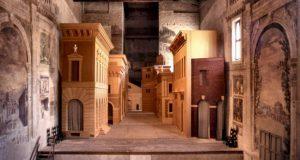 La città di Sabbioneta come nuova scena del suo teatro all'antica – di Alessandra Muntoni