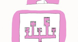 Thick Walls House –Casa Con Muri Spessi – di Diego Lama