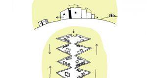 Extensible House –Casa Allungabile – di Diego Lama