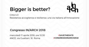 L'IN/ARCH verso il rinnovo – di Massimo Locci