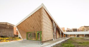 PROGETTO FINALISTA – Young Italian Architects 2018 – FRONTINI TERRANA ARCHITECTS